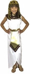 Child's White Cleopatra Costume