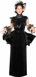 Elegant Gothic Witch Costume