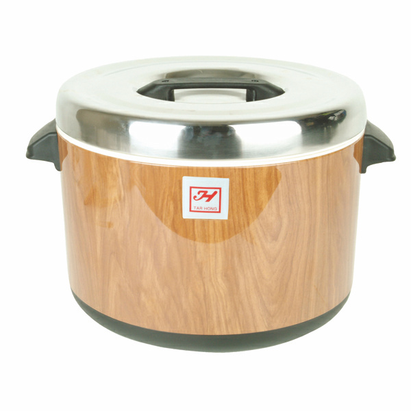 60 Cup Woodgrain Rice Warmer