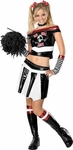 Teen Rebel Cheerleader Costume