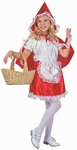 Child's Lil' Red Riding Hood Costume
