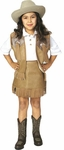 Toddler Lil' Annie Cowgirl Costume