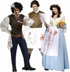 Sweeney Todd Character Costumes