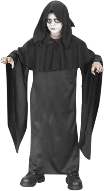 Child's Dr. Darkness Grim Reaper Robe