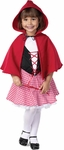 Toddler Deluxe Little Red Riding Hood