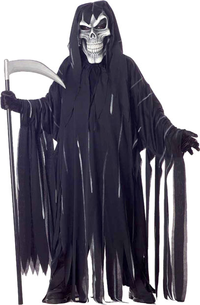 Child's Soul Taker Costume