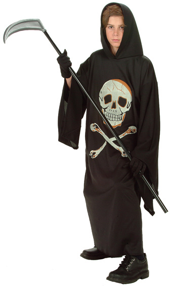 Child's Grim Reaper Costume