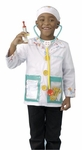 Child's Doctor Dress-Up Costume