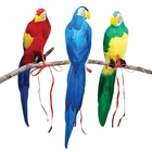 Fake Stuffed Parrot Props