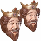 Burger King Masks