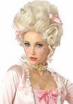 Woman's White Marie Antoinette Wig
