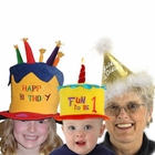 Birthday Cake Hats