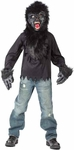 Child's Easy Gorilla Costume