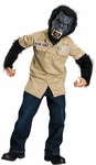 Child's Gorilla Safari Guide Costume