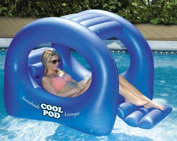 Cool Pod Sunshade Lounger