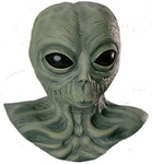 Deluxe Alien Costume Mask