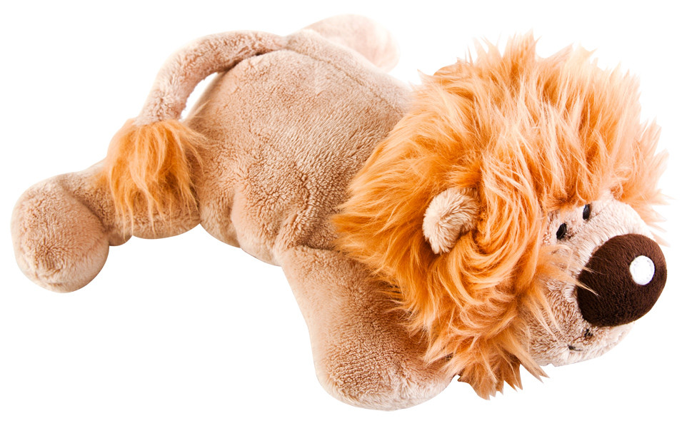 Stuffed Lion Toy