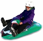 Uncle Bob's Inflatable Ride-on Snowmobile Snow Tube