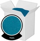 Teal Sand 25 Pound Box