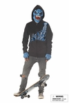 Preteen Blue Bone Chiller Costume