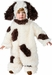 Toddler Furry Puppy Dog Costume