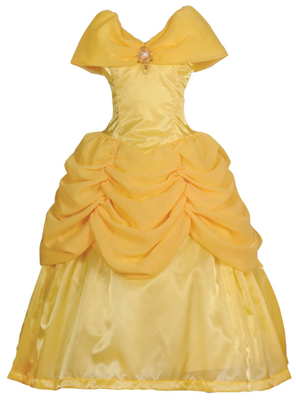 Women's Belle at the Ball Costume