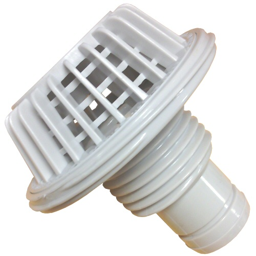 Summer Escapes Filter Pump System Suction Wall Fitting, 600 GPH
