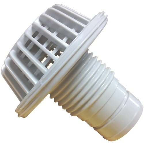 Summer Escapes Filter Pump System Suction Wall Fitting, 1-1/2 Systems