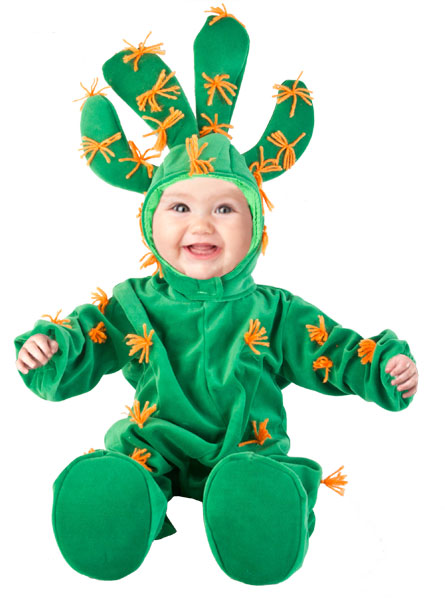 Infant Cactus Costume