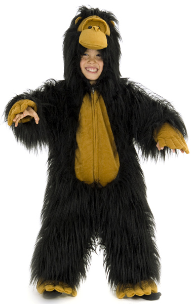Child Little Gorilla Costume