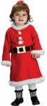 Cute Toddler Santa Girl Costume