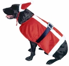 Doggie Santa Claus Pet Costume