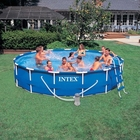 "Intex 15' x 48"" Frame Set Pool"