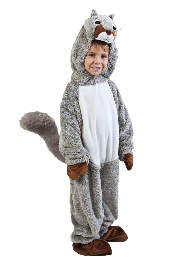 Child's Squirrel Costume