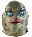 Creature From The Black Lagoon Costume Mask