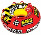 63 Inch Sportsstuff Super Crossover Snow Tube and Ski Tube