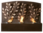 Regina Wall Mount Fireplace