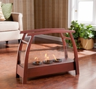 Rhome Portable Indoor/Outdoor Gel Fireplace