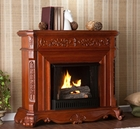 Seneca Gel Fireplace