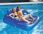 Swimline Double Adjustable Pool Lounge