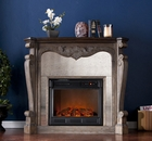 Burnt Oak Oakhurst Electric Fireplace