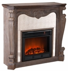 Burnt Oak Oakhurst Gel Fireplace