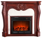 Cherry Burbank Electric Fireplace