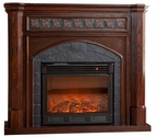 Espresso Belton Electric Fireplace