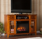 Marcel Media Electric Fireplace