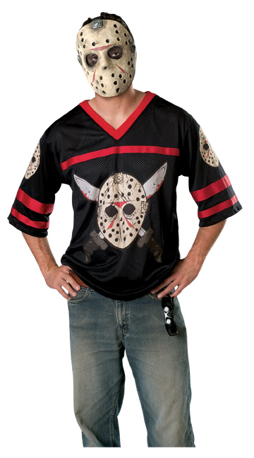 Adult Jason Voorhees EZ Costume