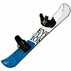 Evolution 127cm Snowboard with Pro Style Bindings