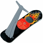 Flame Flyer 95cm Snowboard with Handle