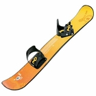 Mystic Ride 127cm Snowboard w/ Ratchet Bindings