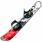 Remix 115cm Snowboard with Ratchet Bindings